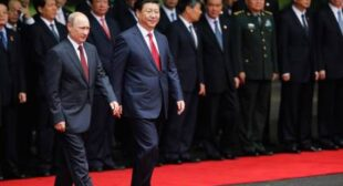 "Russia & China: ""€˜No to sanctions rhetoric, regime change in other countries"""