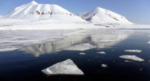 Melting of Antarctic ice sheet and 3-meter sea level rise inevitable – study