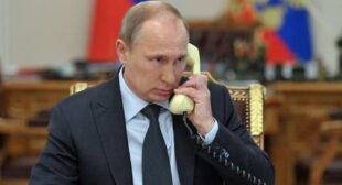 """Russia-China ties at highest level in history -€"""" Putin"""