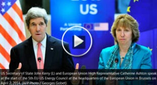 EU, US reaffirm 'energy independence' gameplan