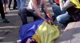 Odessa slaughter: How vicious mob burnt anti-govt activists alive (GRAPHIC IMAGES)