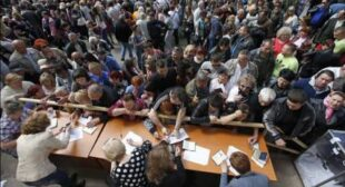 Referendum results in Donetsk and Lugansk Regions show landslide support for self-rule