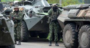 400 US mercenaries 'deployed on ground' in Ukraine military op
