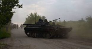 Indiscriminate friendly-fire reported amid Kiev military op in Lugansk region