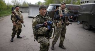 No Russians among Slavyansk self-defense forces – NYT reporters