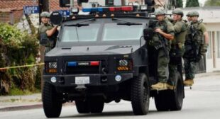 Toddler critically burned when SWAT team throws flashbang in crib