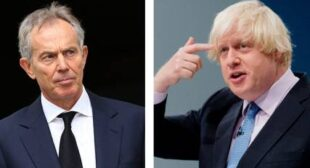 """€˜Blair Has Finally Gone Mad!"" London mayor ridicules ex-PM over Iraq"