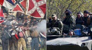 """Cohen on Ukraine civil war: """"€˜Lincoln didn'€™t call Confederates terrorists"""""""