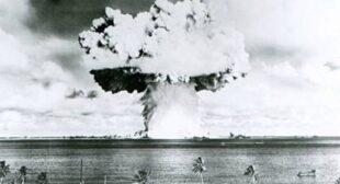 "Nuclear bomb nearly detonated after falling on North Carolina -€"" declassified report"