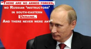 Russian troops in Ukraine? Got any proof?' Putin's best quotes from French media talk – Video