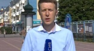 2 Russian journalists killed in Ukraine military shelling