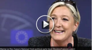 Marine Le Pen: EU robbed us of all liberties, we should fight to get them back