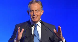 """Blair: Iraq invasion not to blame for rising extremism -€"""" Syrian war is"""