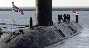 Catastrophe averted: How UK nuke sub crew cheated death