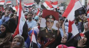 Democracy? Just business: Egyptian elections get US blessing