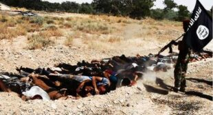 ISIS 'execute' 1,700 Iraqi soldiers, post gruesome pictures (GRAPHIC)