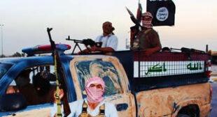 €‹Islamist terrorism factories steaming in top gear
