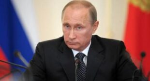 Putin Calls Ukraine's Gas Price Demands 'Dead End' | Business