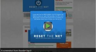 """€˜Don'€™t ask for privacy, Take it back""€™: Anti-NSA – ResetTheNet campaign kicks off"