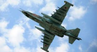 Target ISIS: First batch of Russian Su-25 fighter jets arrives in Iraq