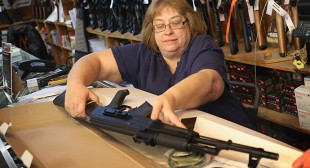 Sanctions against Russia spark AK-47 buying frenzy in US