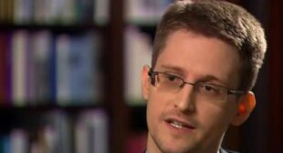 'It defies belief': Snowden condemns UK's new surveillance bill