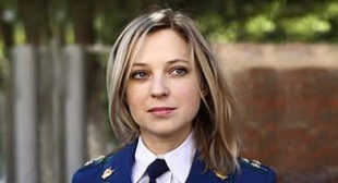 Crimea Prosecutor Natalia Poklonskaya To Take On Conchita Wurst