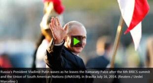 Putin's L.America 'big tour', deals done