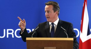 Cameron: We won't start World War Three over Ukraine
