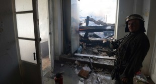 Over 30 civilians killed during two days of shelling in Gorlovka, E. Ukraine (VIDEO)