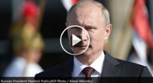 Putin: US sanctions contradict its national interests, will backfire