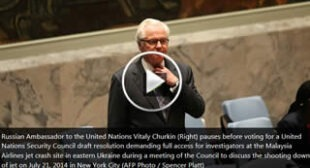 """""""Kiev will have to answer many questions"""" as UN urges intl MH17 crash probe – Moscow envoy"""