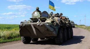 Leaked: US think-tank plan on E. Ukraine suggests internment camps, executions