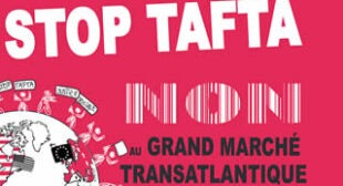 """No to TAFTA"" France celebs campaign against EU-US trade deal, sign petition"