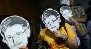 US knew about Snowden file destruction at UK newspaper