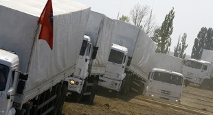 Western media inspect Russia's Ukraine aid trucks and find… aid