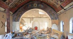 """They were praying"": Kiev forces' shelling kills 3 worshipers as churches burn"