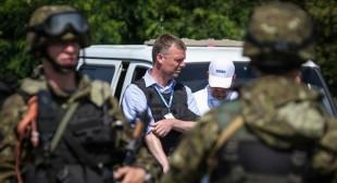 OSCE: No Russian violations on Ukrainian border