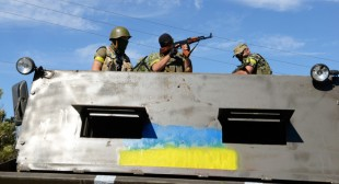 Kiev loses control of Novoazovsk, rebel troops advance in southeast Ukraine