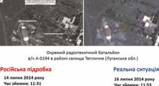 """""""Wrong time, altered images"""" Moscow slams Kiev's MH17 satellite data"""