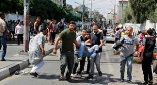 Outrage after third Israeli strike on a United Nations school in Gaza