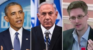 "Obama's ""helplessness"" an act: Snowden reveals scale of US aid to Israel"