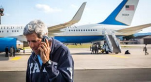 Wiretapped: Israel Eavesdropped on John Kerry in Mideast Talks