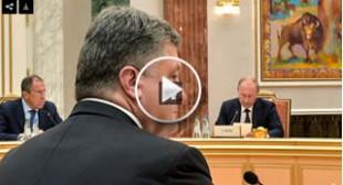 Russia can't set ceasefire conditions in Ukraine's internal conflict – Putin