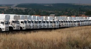Lavrov: Russia to send another humanitarian convoy to Ukraine