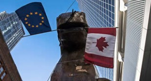 What does CETA, the 'Wayne Gretzky of trade deals,' hold for Europe?
