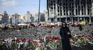 Ukraine's revolution dream stalling due to war in the east and political stasis