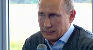 Putin: Kiev's shelling in E. Ukraine reminiscent of Nazi actions during WWII