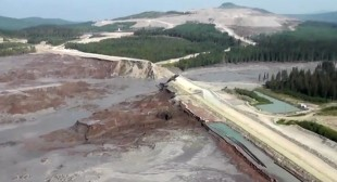 """""""Unbelievable devastation"""": Massive mining waste spill causes water ban in Canada"""
