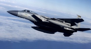 F-15 military jet crashes in Virginia